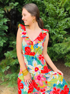 The Kamryn Floral Dress