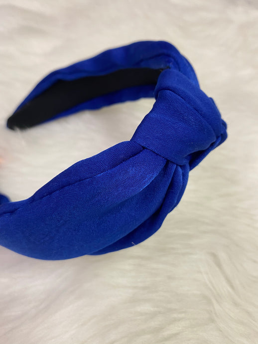 Royal Blue Headband