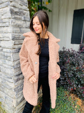 The London Teddy Fur Coat (FINAL SALE)
