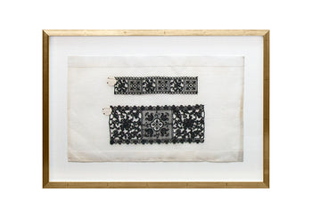 Framed Lace Sampler C