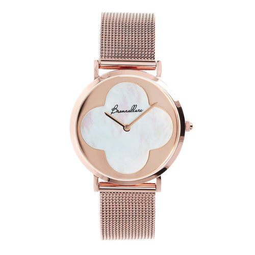 Bronzallure | Watches | Four Leaf Clover Watch