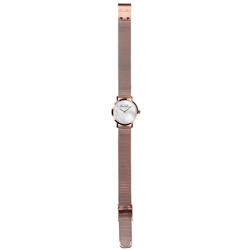 Alba Small Watch in Pearl Or Gemstone with Interch bracelet