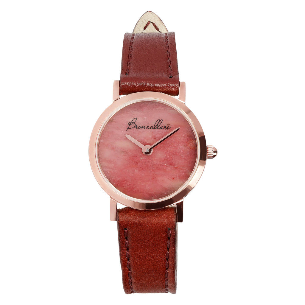 Alba Small Watch in Pearl Or Gemstone with Interch