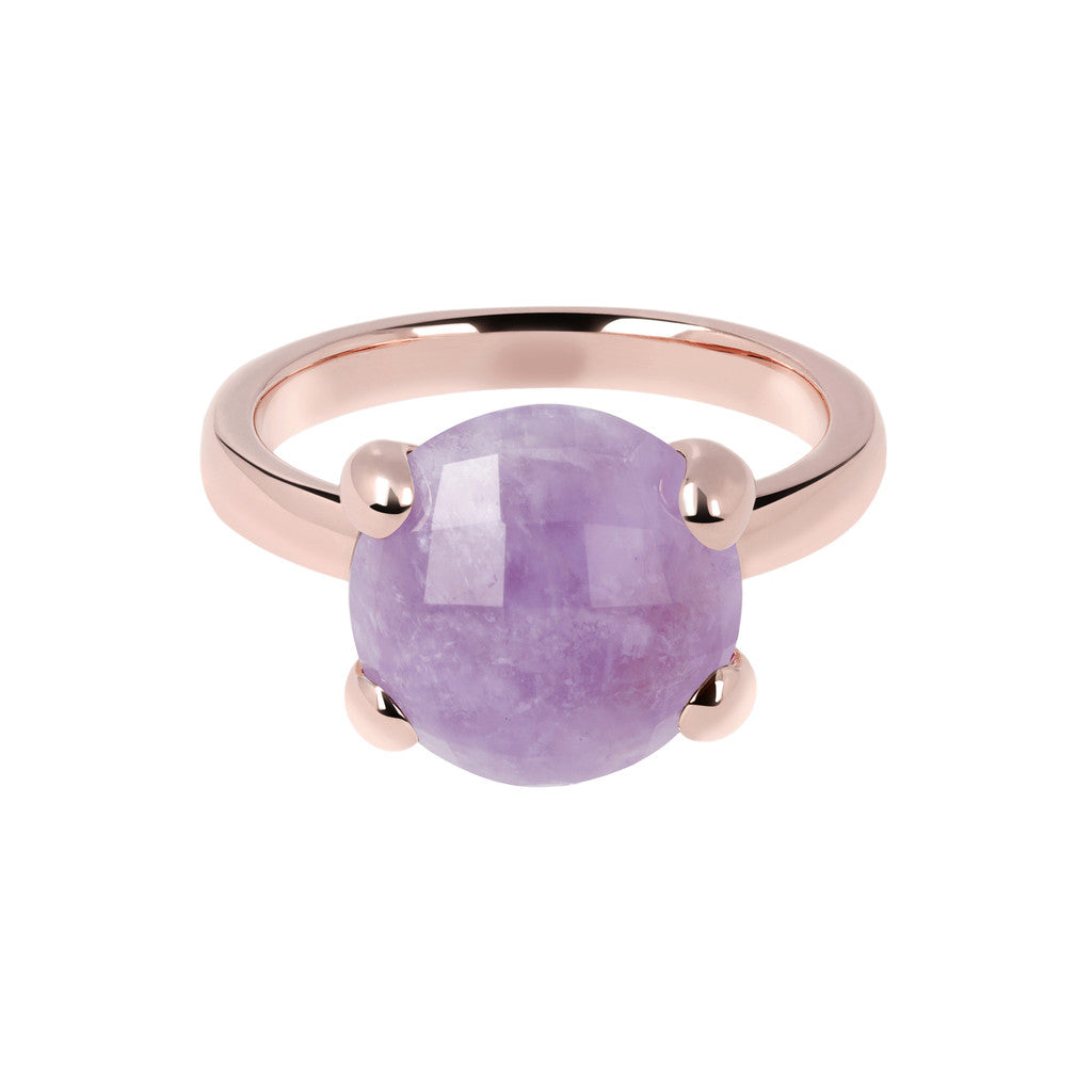 Amethyst Cocktail Ring AMETHYST setting