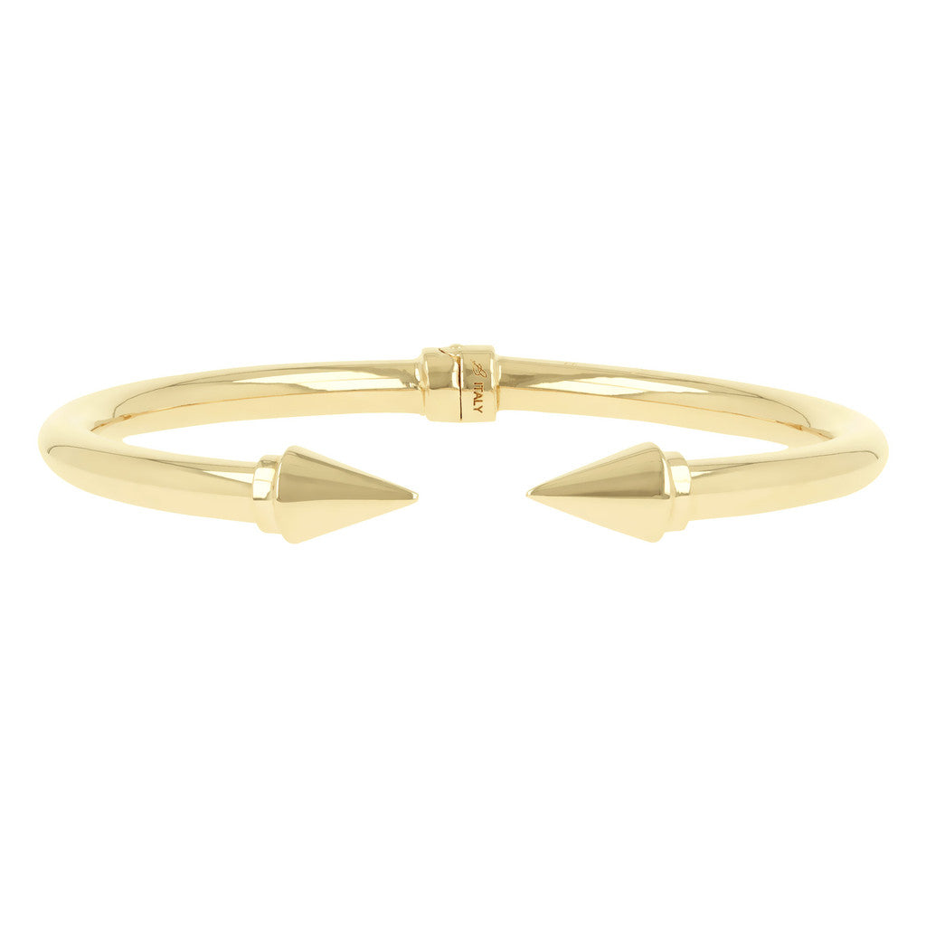 Arrow Bracelet Yellow Gold