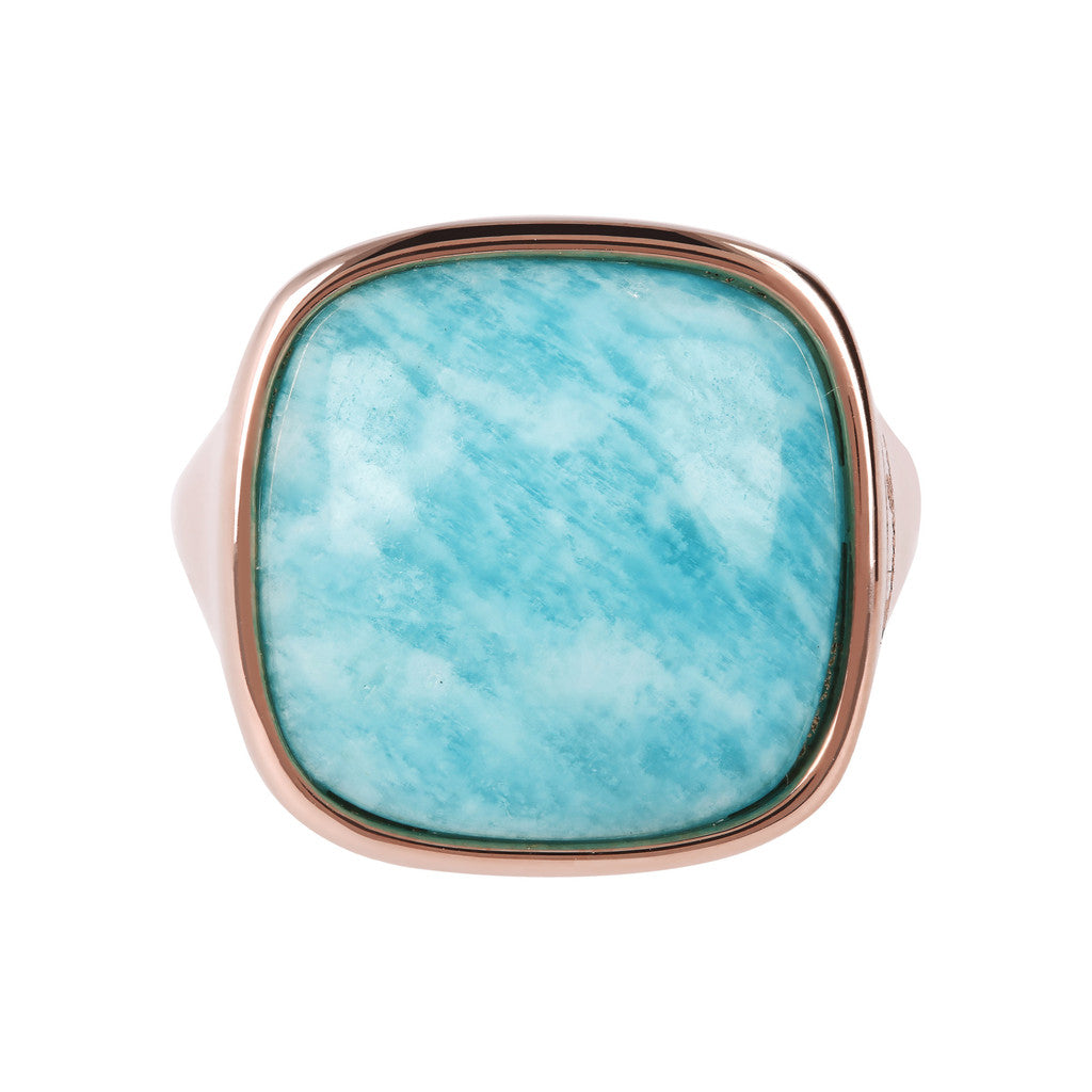 Bold Square Ring