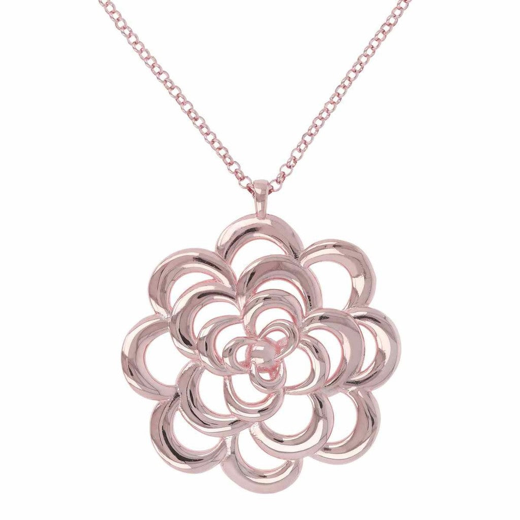 Camellia Necklace Long