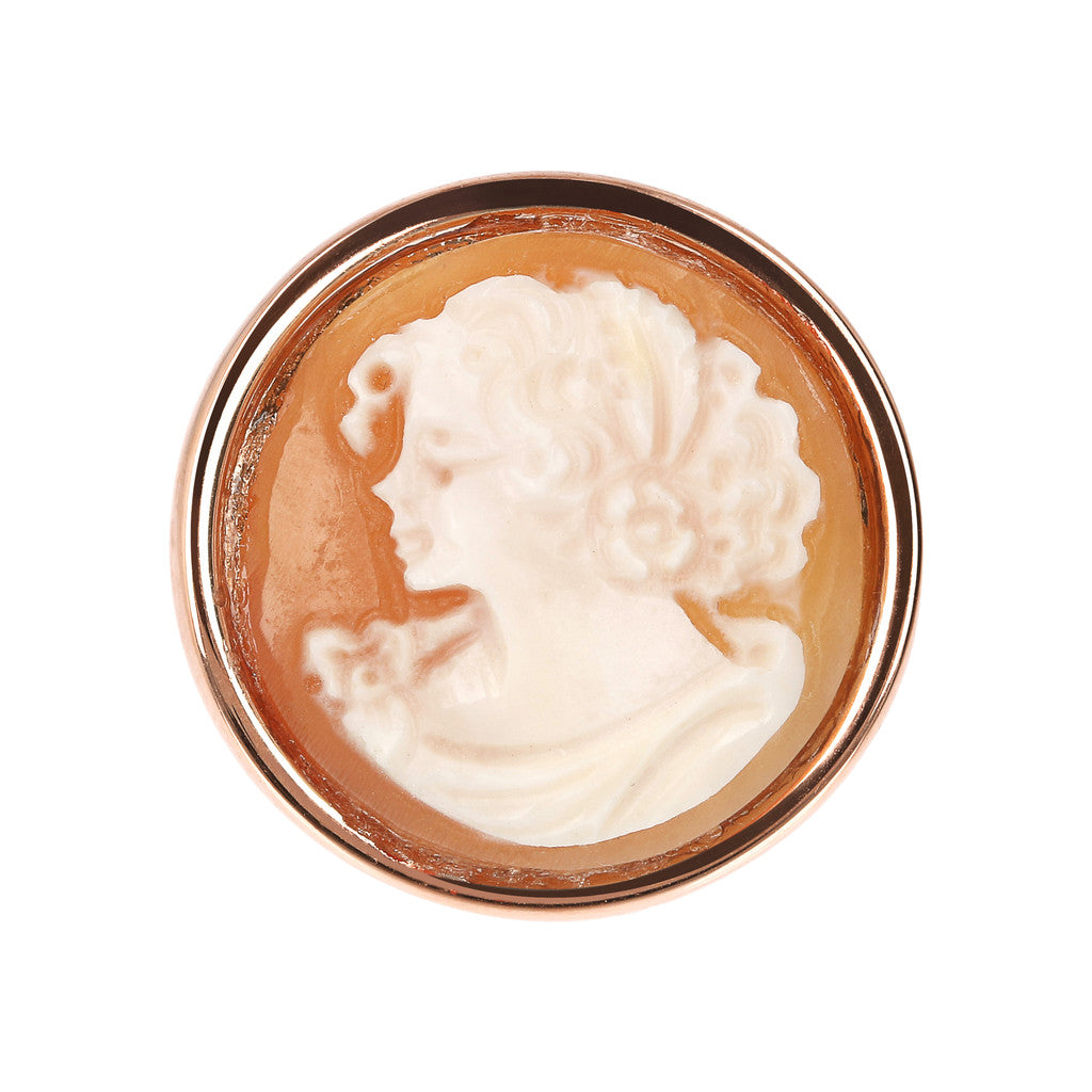 Cameo Ring setting