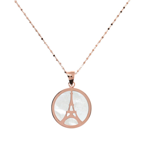 City Token Paris Necklace