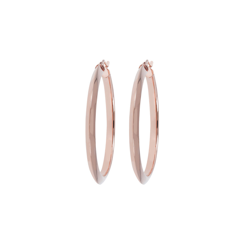 Classic Round Hoops front and side