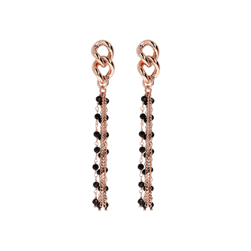 Dangling Earrings Long Multiline