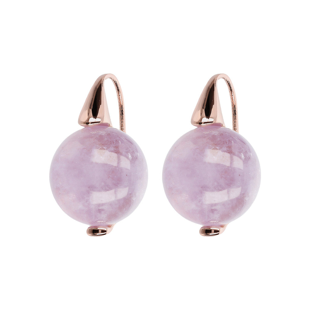 Elegance Earrings AMETHYST