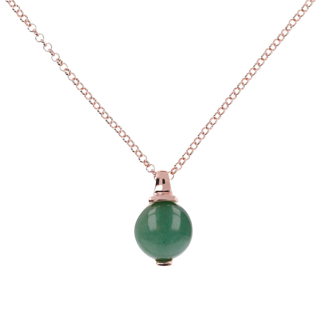 Elegance Necklace AVENTURINE