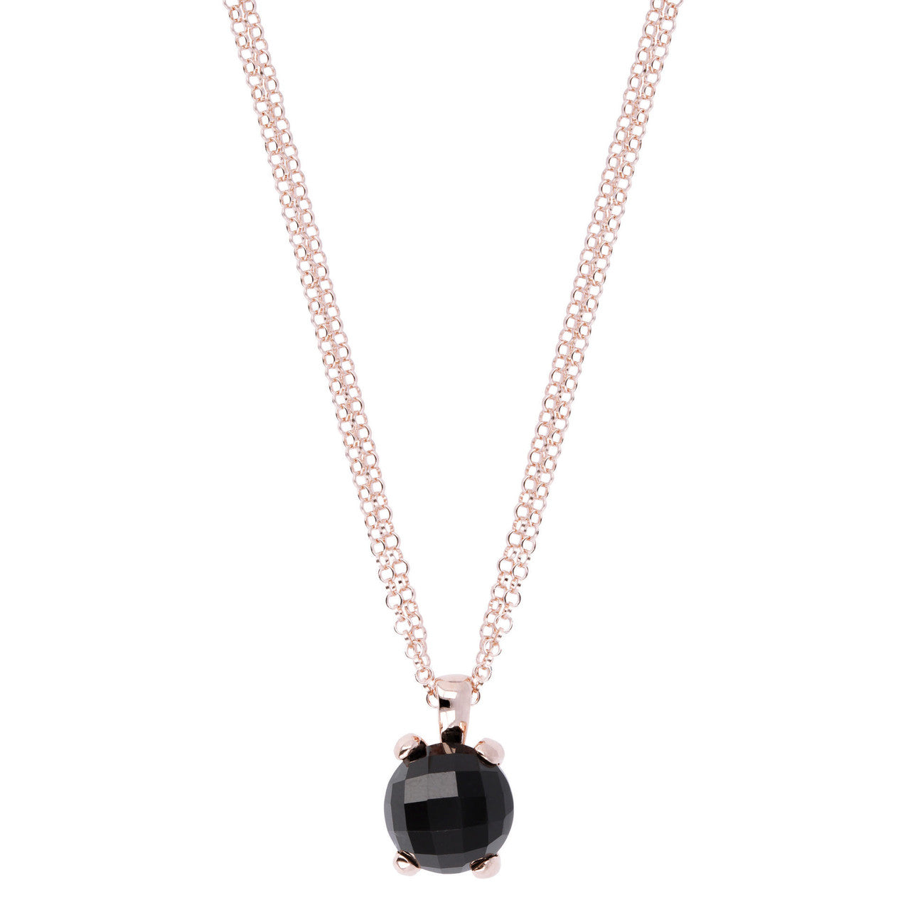Essential Gemstone Pendant BLACK ONYX