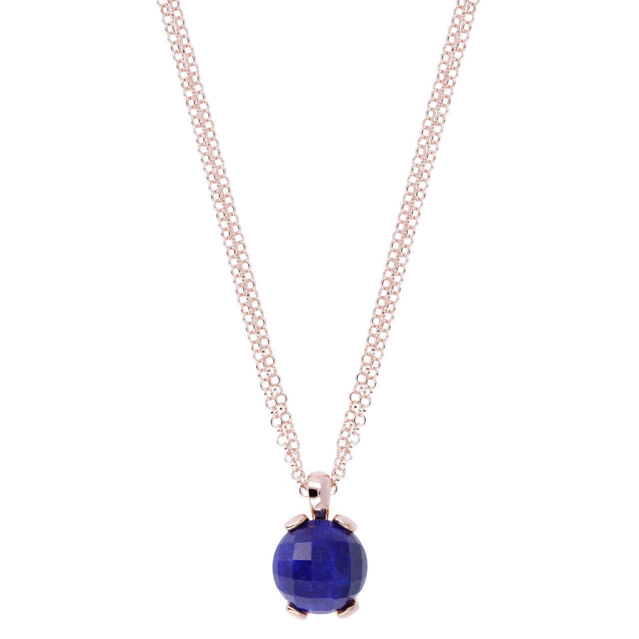 Essential Gemstone Pendant LAPIS