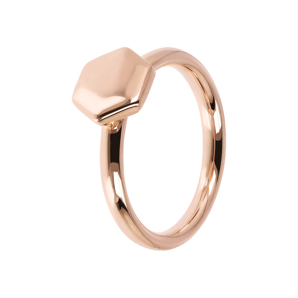 Bronzallure | Rings | Hexagonal Ring