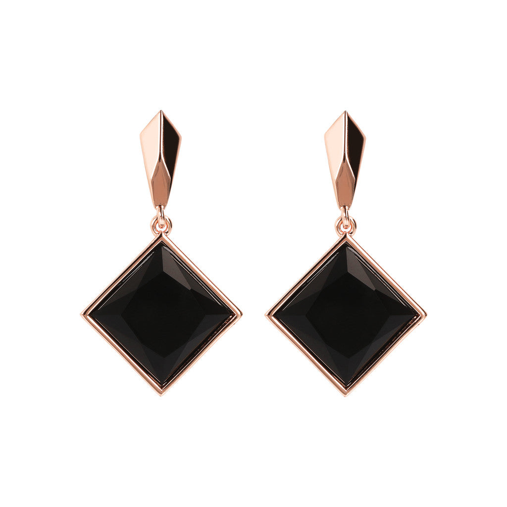 Bronzallure | Earrings | Incanto Square Earrings