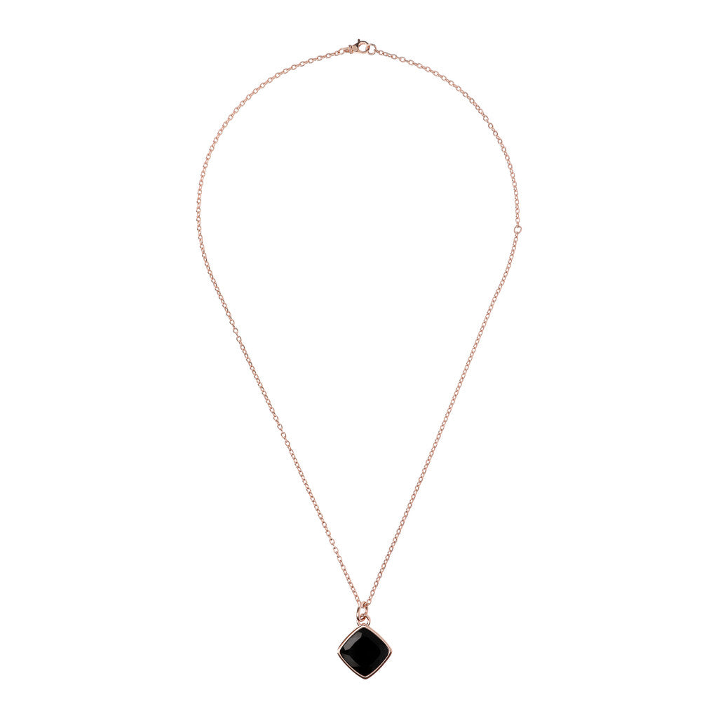 Incanto Rhombus Shape Necklace from above