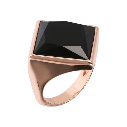 Bronzallure | Rings | Incanto Square Ring