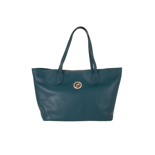 Bronzallure | Accessoriess | Bronzallure Leather Shopping Bag