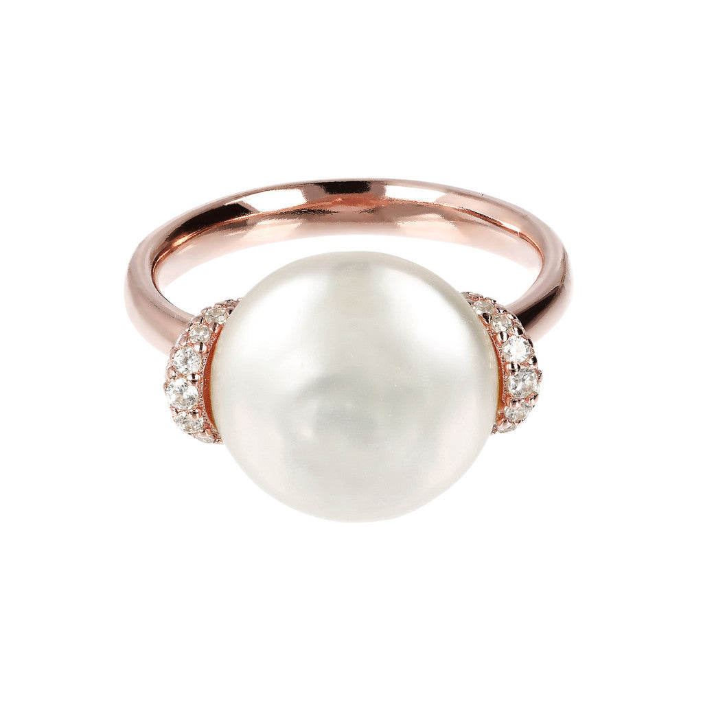 Freshwater Pearl Ring setting