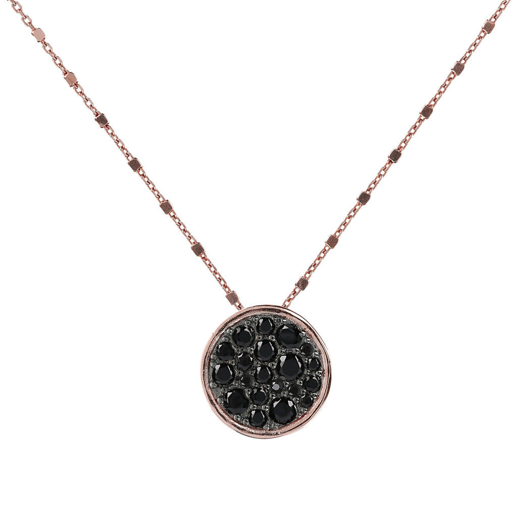 Micro Pave Necklace