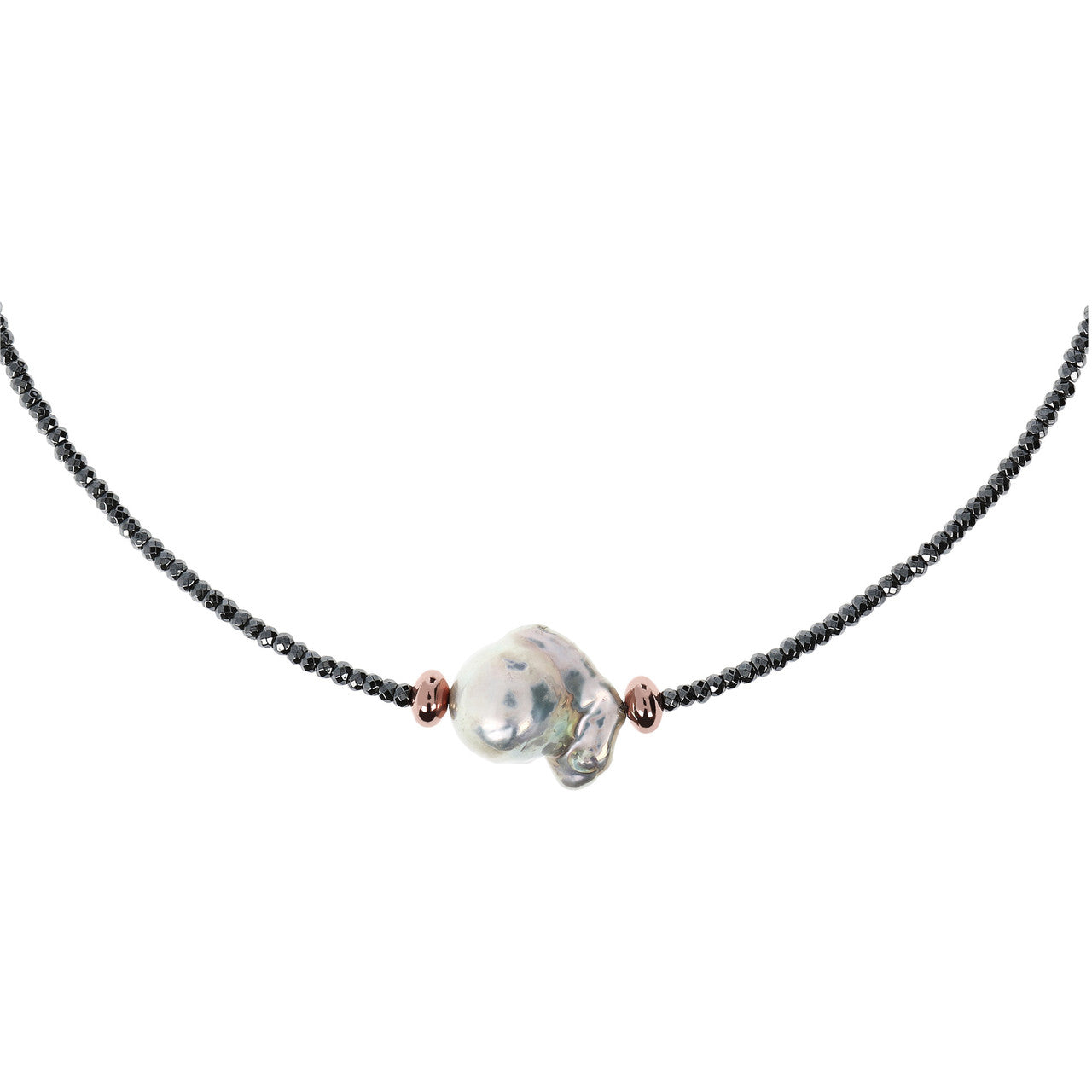 Ming Pearl Short Necklace