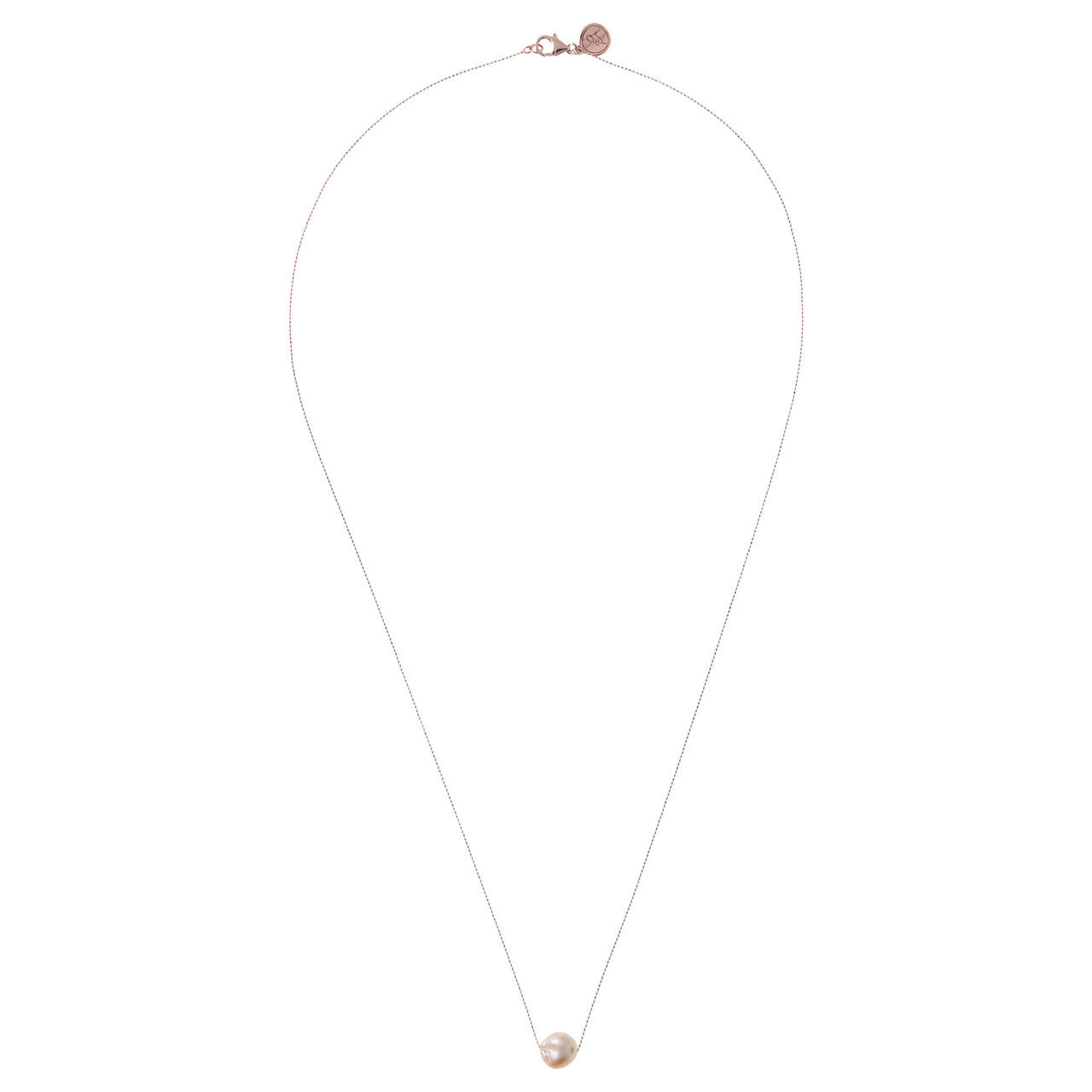 Ming Pearl Sliding Necklace