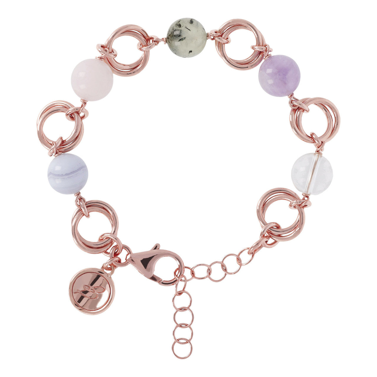 Multicolor Gemstones Bracelet