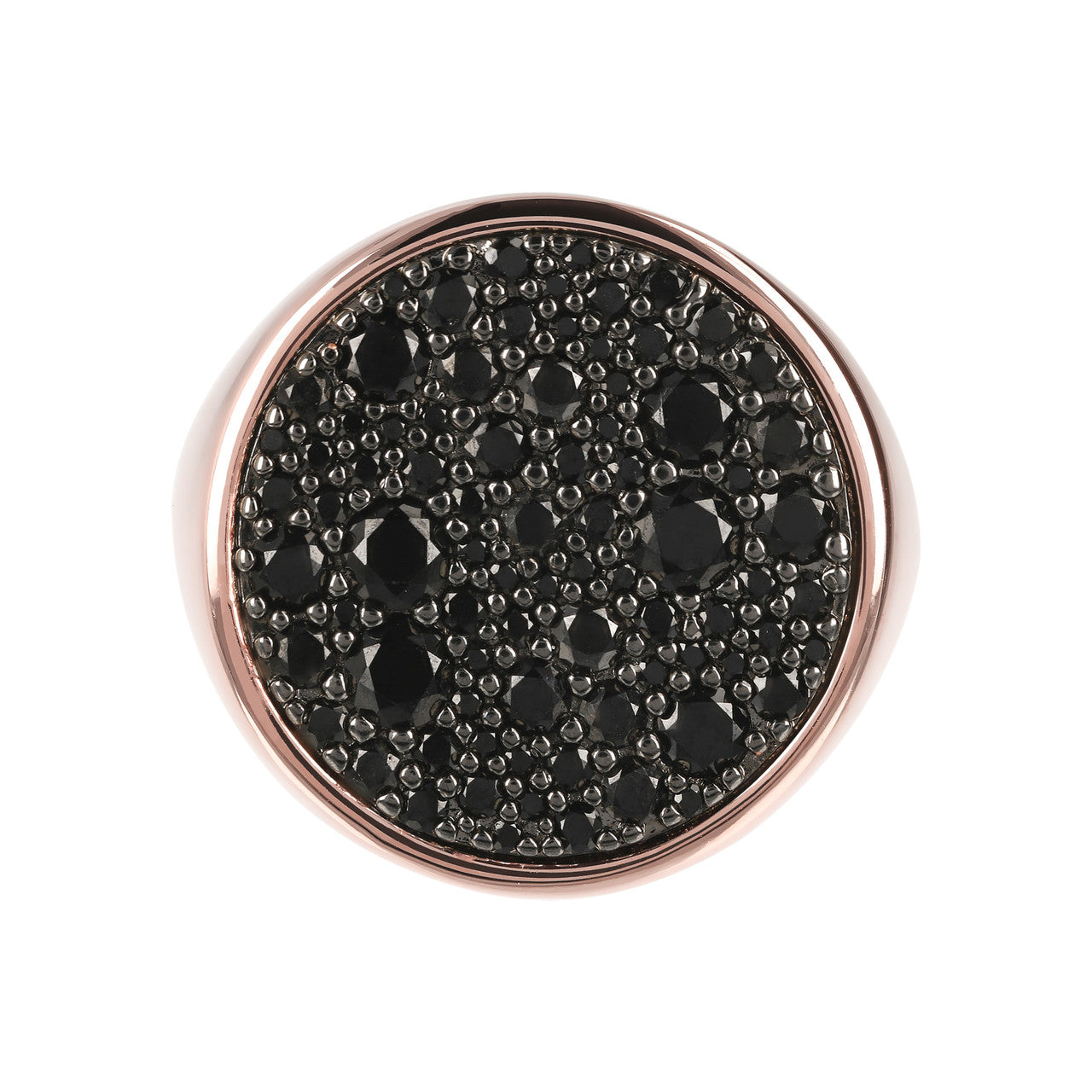 Pave Signet Ring setting