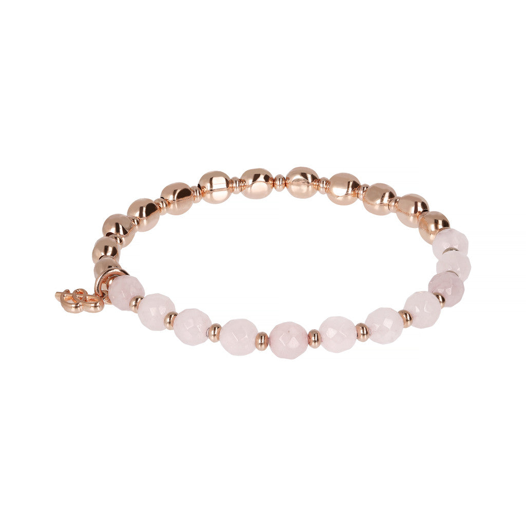 Rainbow Bracelet ROSE QUARTZ