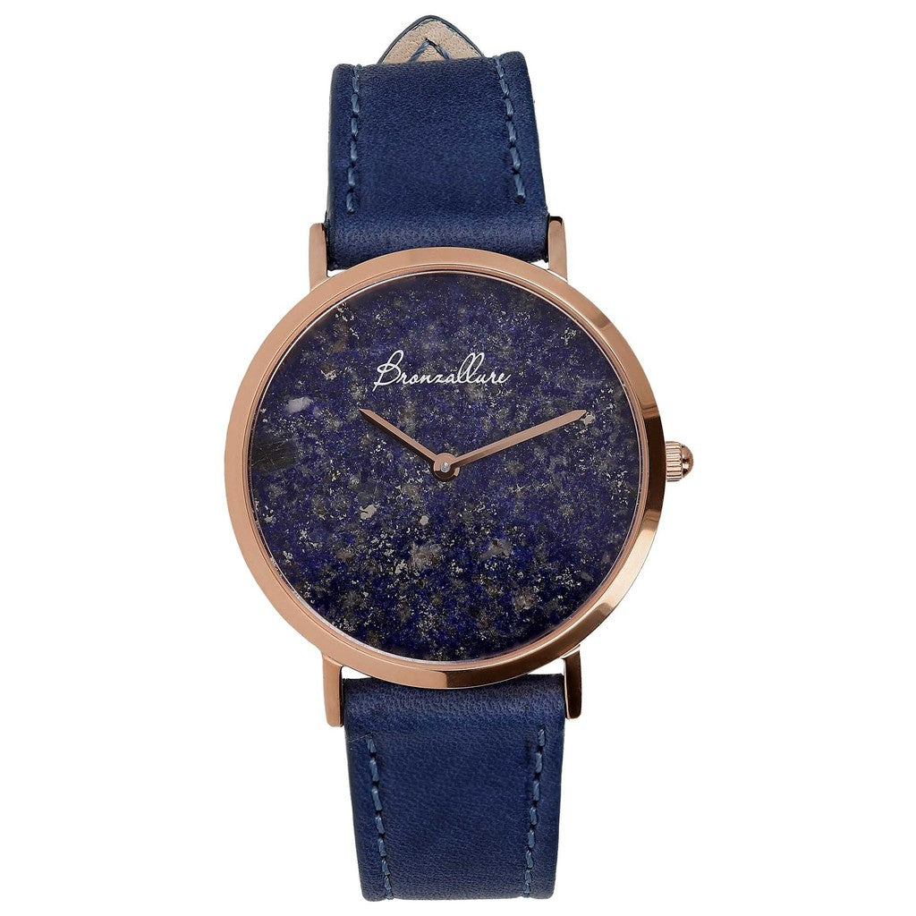 Regular Watch in Lapis