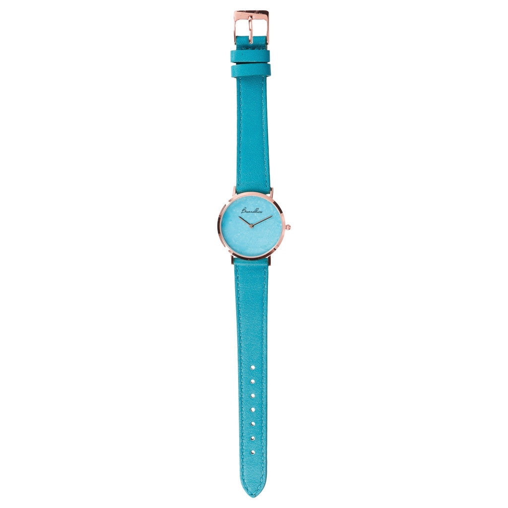 Regular Watch in Magnesite bracelet