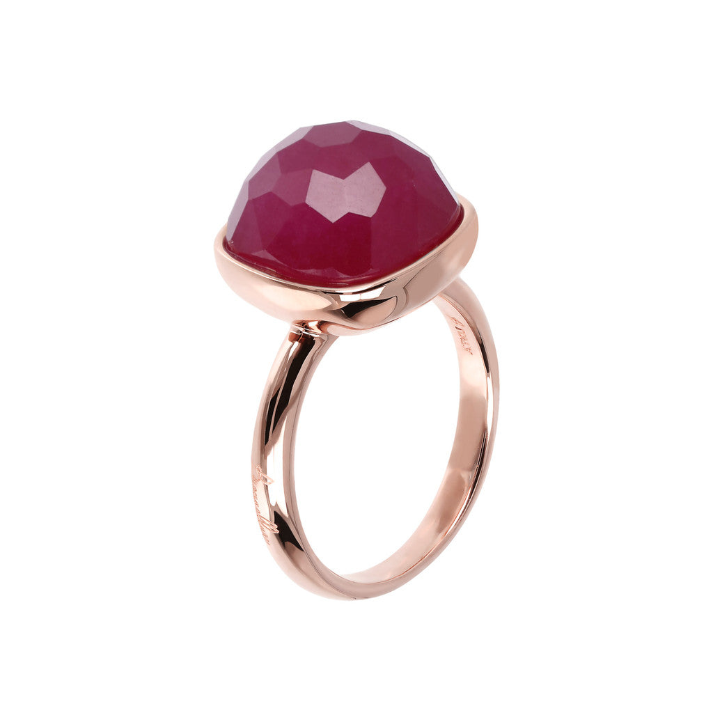 Statement Cocktail Rings MELANZANA CHALCEDONY