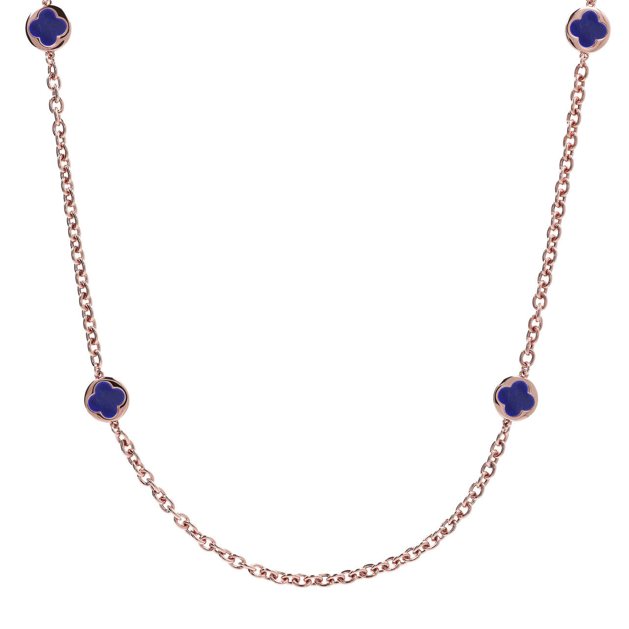 Stationary Necklace LAPIS