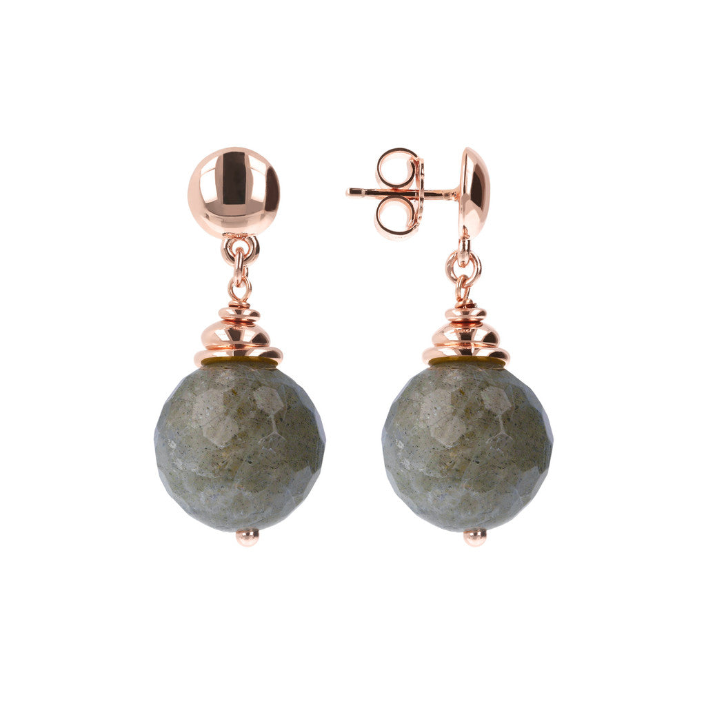 Sweet graceful  LABRADORITE front and side