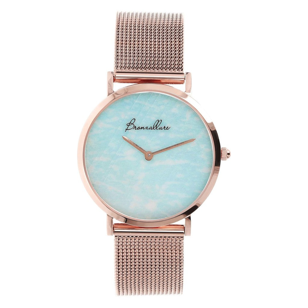 Watch Stainless Steel in Amazonite