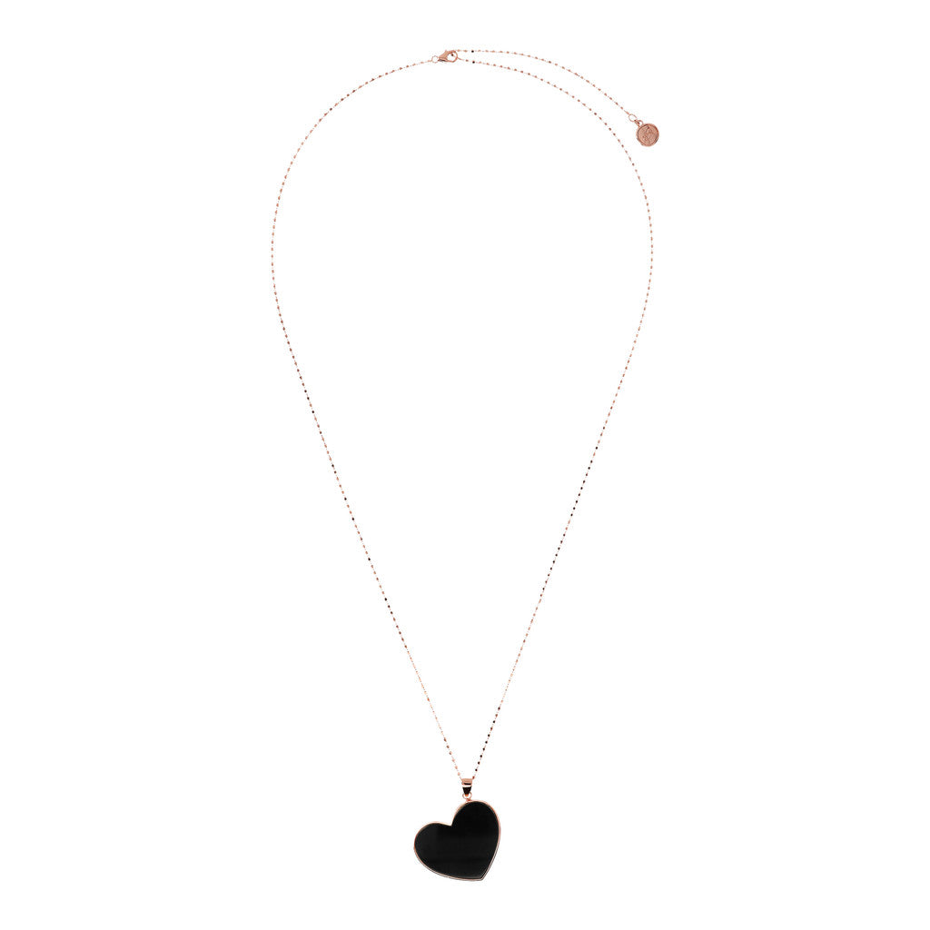 necklace, gold chain, bijoux, pendant, heart necklace, pendant necklace, rose gold necklace, chain necklace, long necklace, heart pendant from above