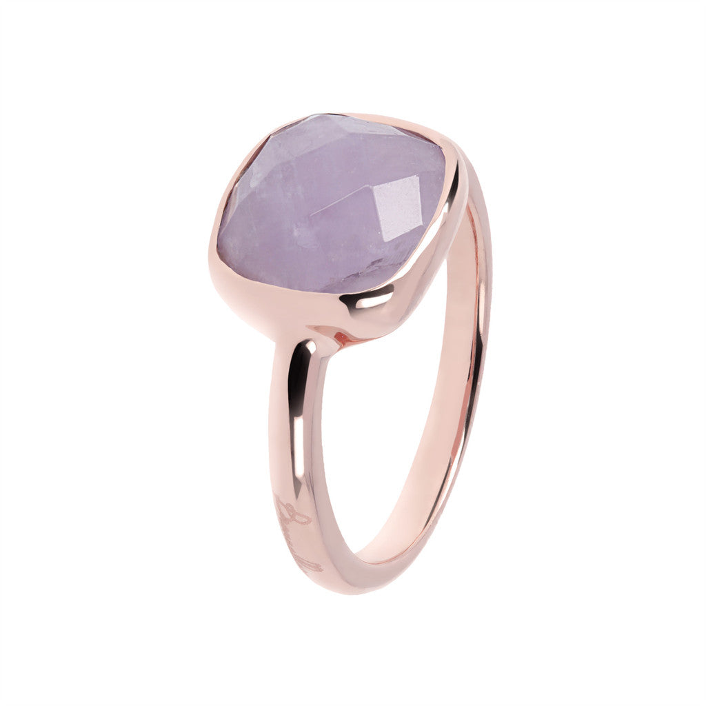 solitaire gemstone rings