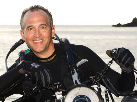 Photographer Brian Skerry
