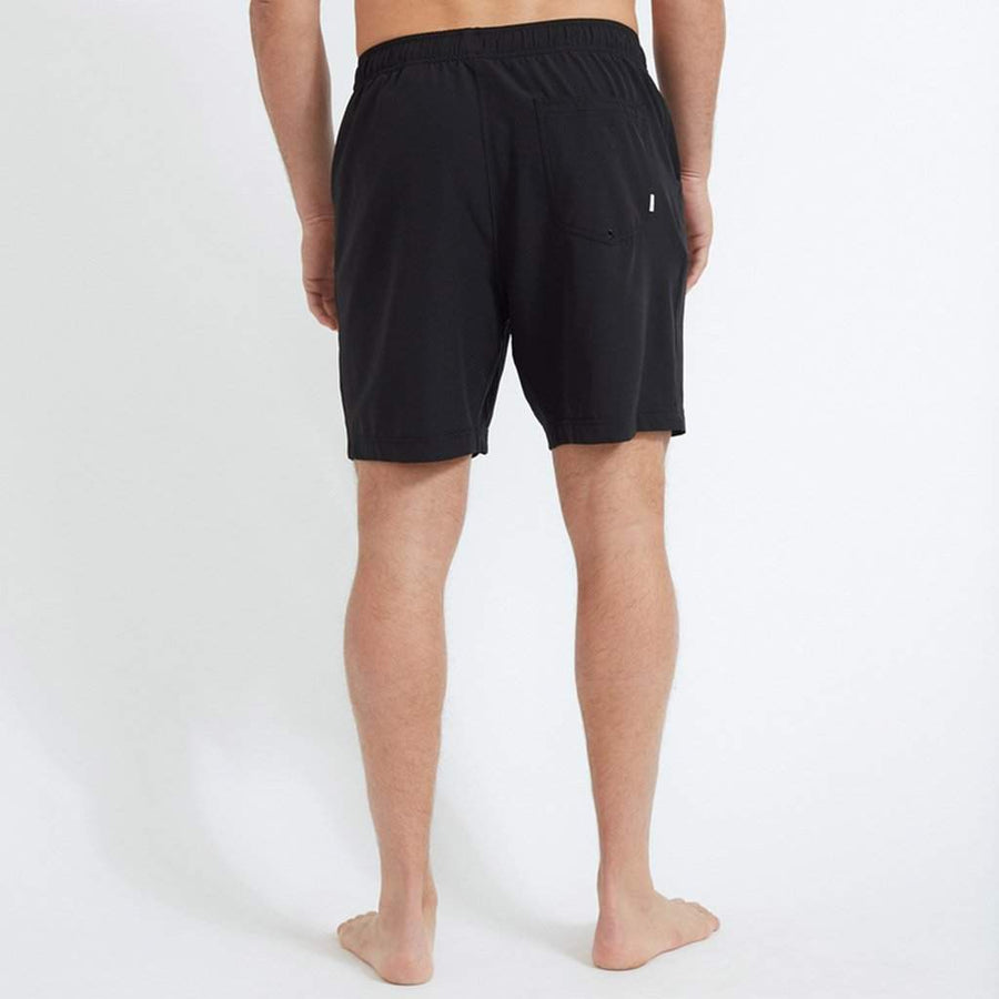 Vuori,  Bottoms,  Vuori Kore Short - Black, - Coast Modern