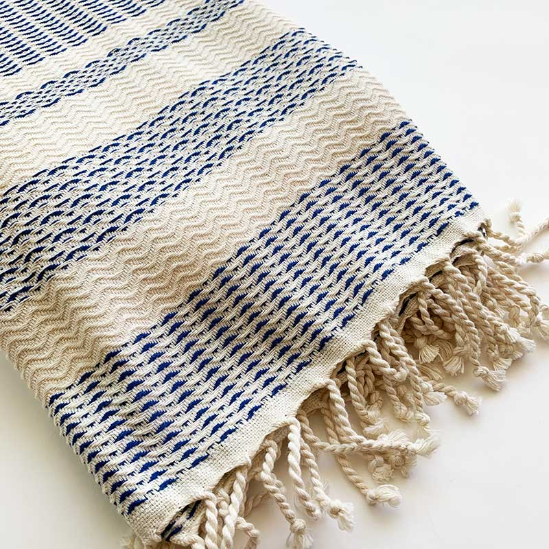 Rasim,  Textiles,  Coast Modern Turkish Towel  - Feray Royal, - Coast Modern