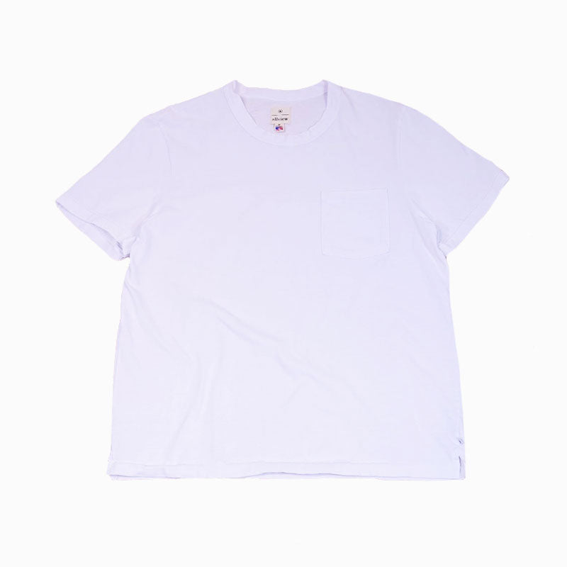 Allview,  Shirts,  Allview Americana short sleeve - White, - Coast Modern