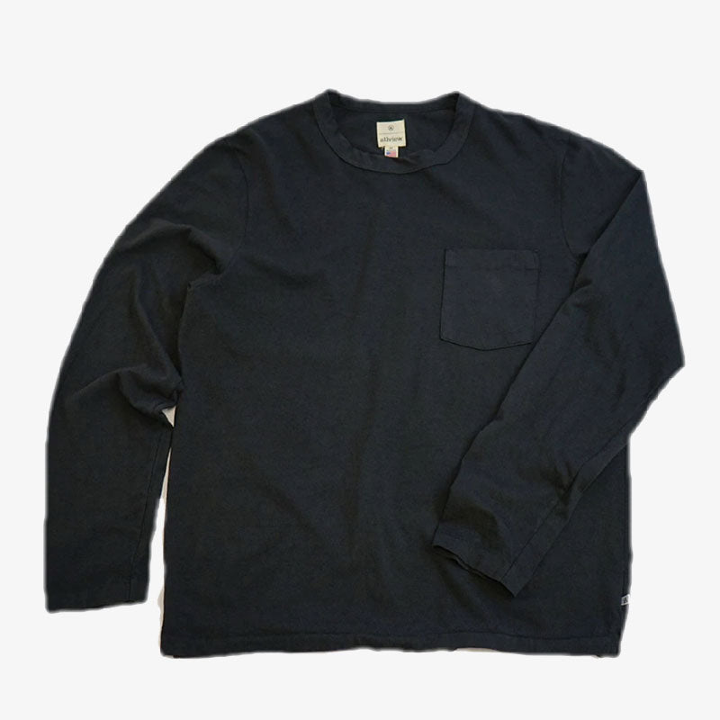 Allview,  Shirts,  Allview Americana LS - Charcoal, - Coast Modern