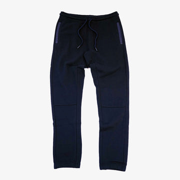 Allview,  Bottoms,  Allview Weekender French Terry Sweatpants - Navy, - Coast Modern