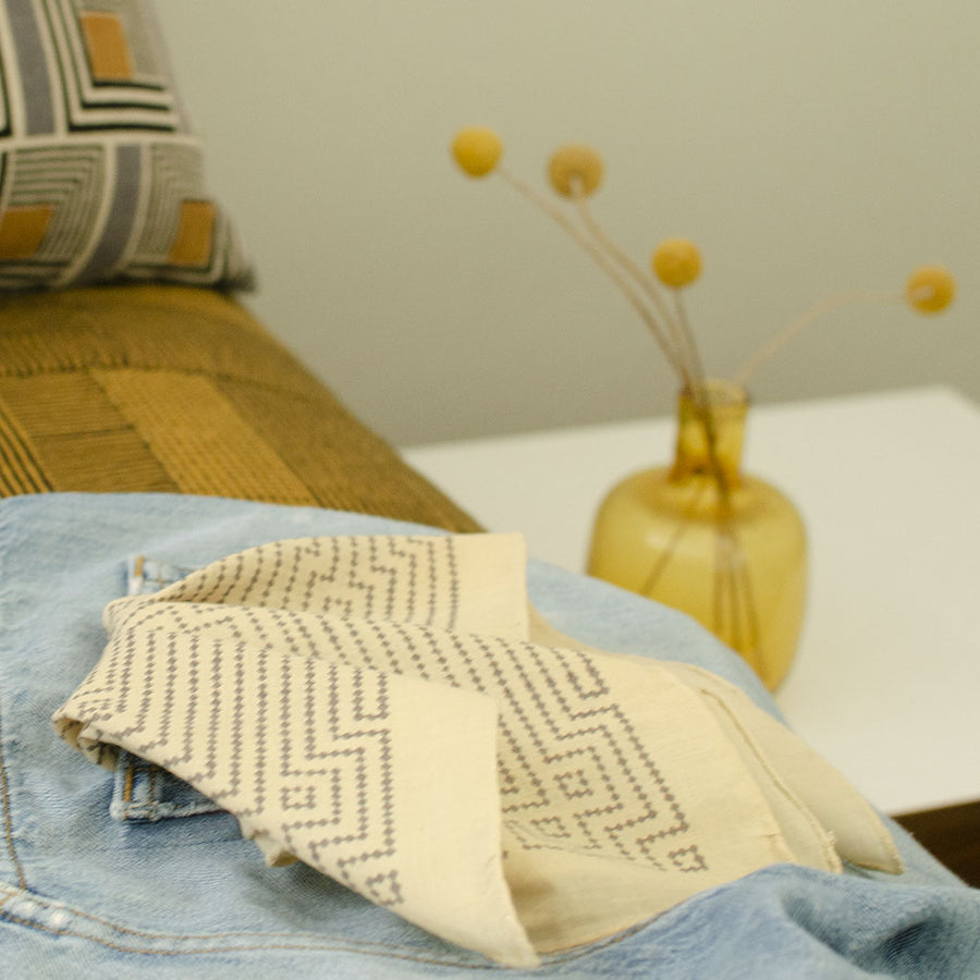 The Imaginary House,  Textiles,  Bandanas by The Imaginary House, - Coast Modern