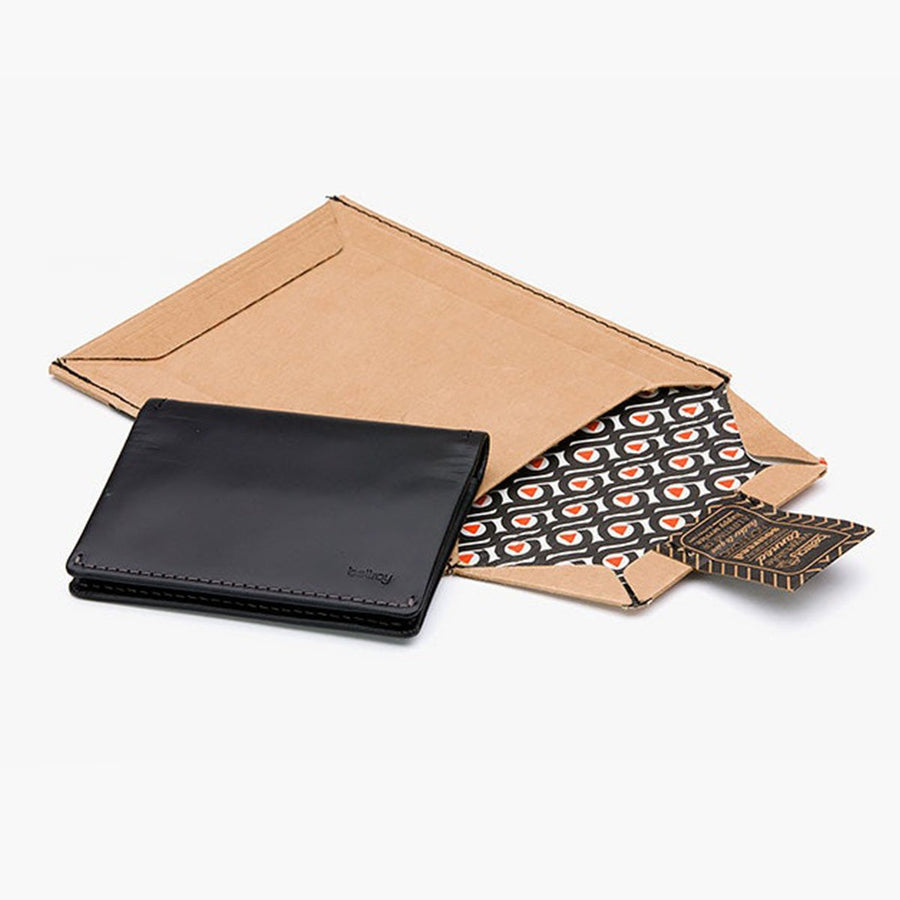 bellroy, Bellroy Slim Sleeve Wallet - Black, Bags & Wallets, Coast Modern