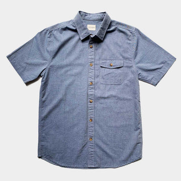 Mexim,  Shirts,  Coast Modern Case Study Shortsleeve, - Coast Modern