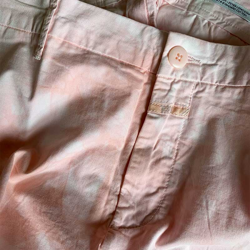 CLOSED,  Bottoms & Denim,  Closed Jack Twill pant - soft pink, - Coast Modern