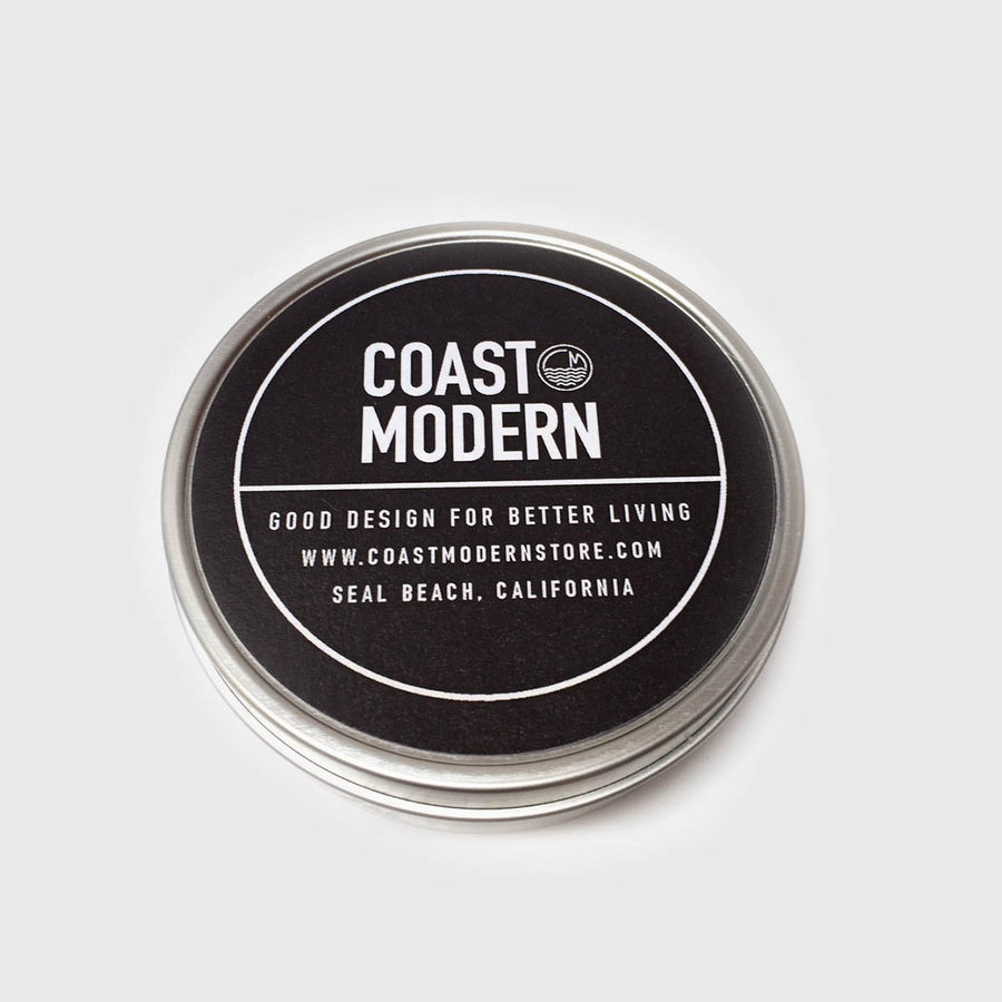 Stone Candles - Coast Modern Candle Coco wax - Scents - Coast Modern